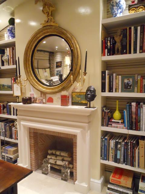 Cohler bookshelf