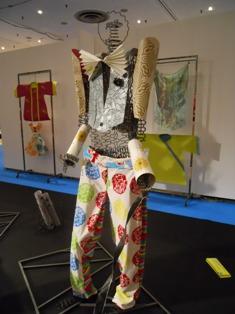 Fabric mannequin2