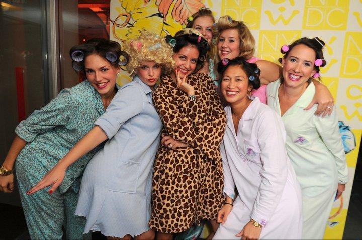 Veranda housewives