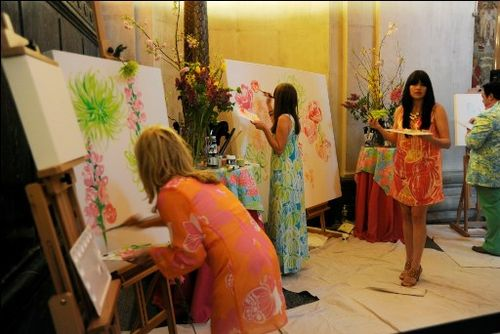 Lilly artists