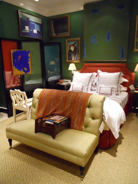 Oscar bed