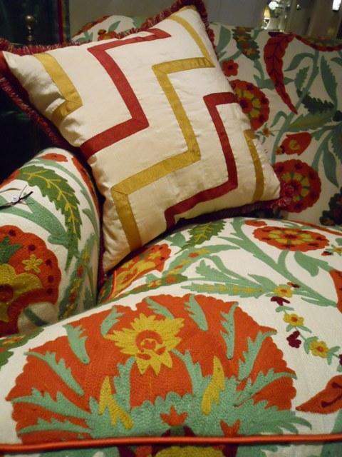 Close up oscar sofa