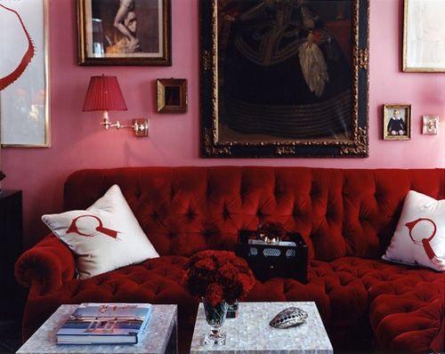 Miles redd pink