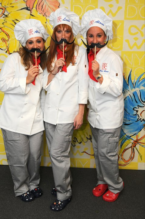 NYDC chefs