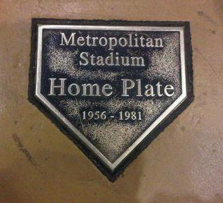 Home plate minn