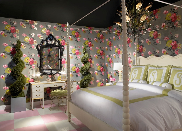 Josh Wollowick Designs Children's Bedroom