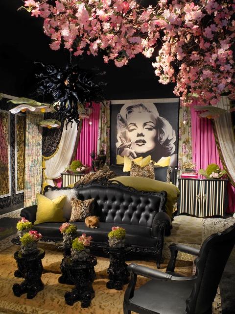Myron Wolman Designs 2 Guest Bedroom