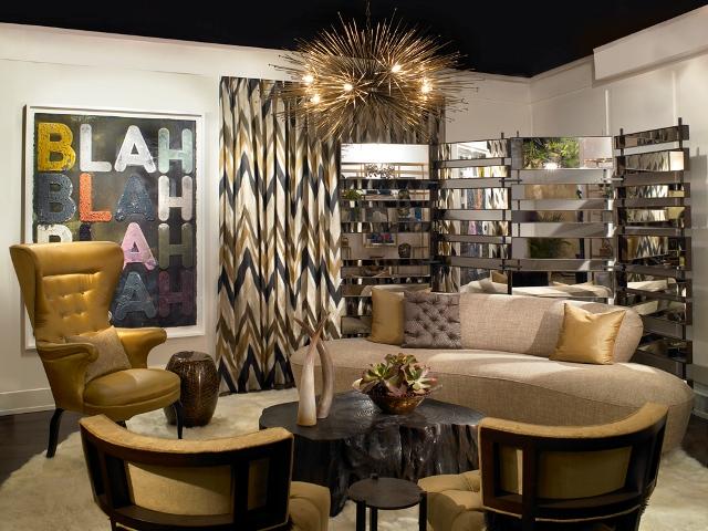 Deborah Wecselman Design Formal Living Room 1