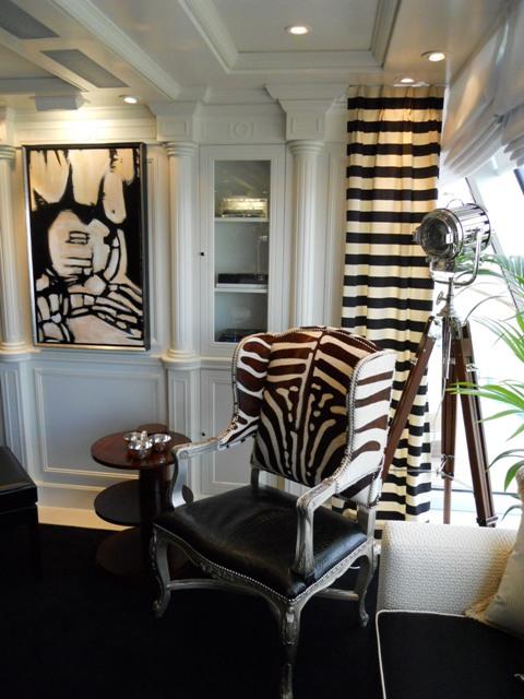 Ralph Lauren Home on Oceania Cruises New Ship Marina Inspiredtalk