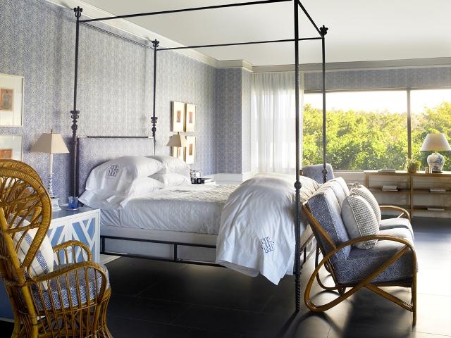 Leta Austin Foster + Associates Master Bedroom