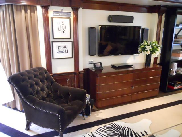 Ralph Lauren Home on Oceania Cruises' New Ship Marina ... on