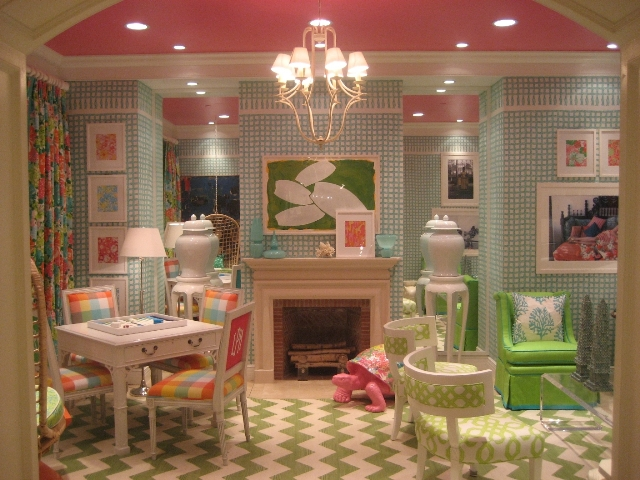 Lilly Pulitzer House inspired.talk: lilly pulitzer