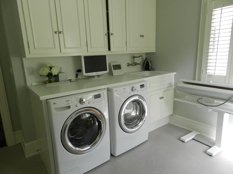 Barbara Barry Laundry Room