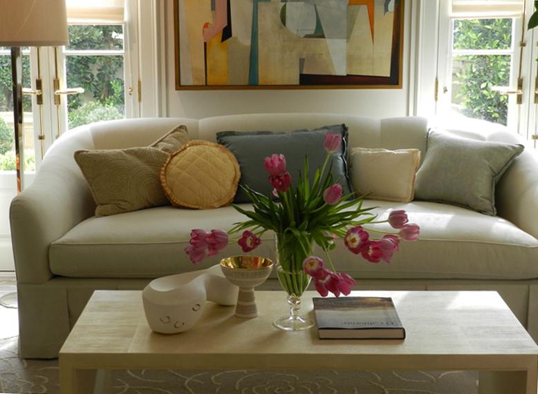 Barbara Barry Kravet Living Room