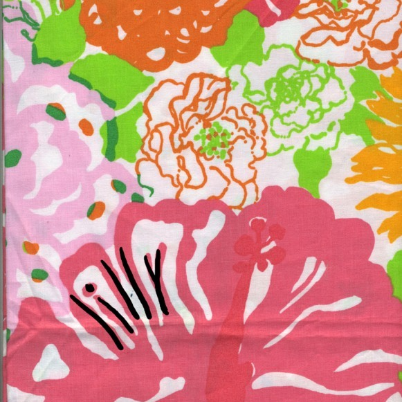Heritage Floral Lilly Pulitzer Lee Jofa