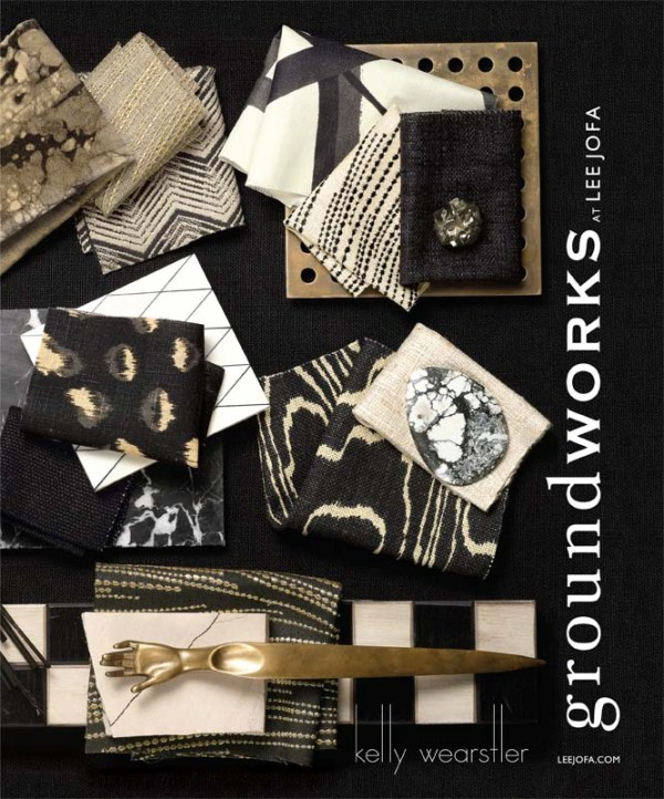 Kelly Wearstler Groundworks Ad