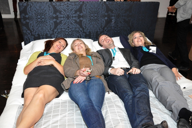 Savoir Beds Blogfest