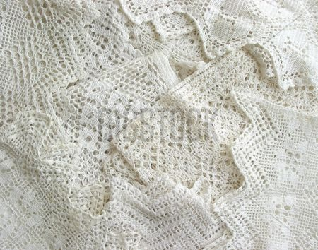 Knotted Lace Triangle Shawl - Premier Yarns Official Online Store