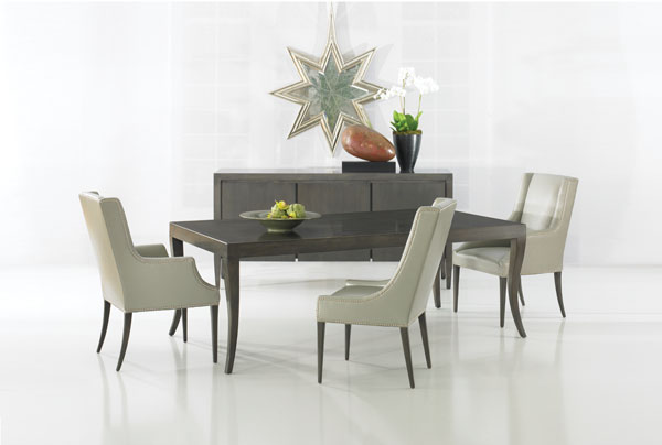 Modern Dining Rooms 2012 kravet dining: a modern twist on a formal category - inspired.talk
