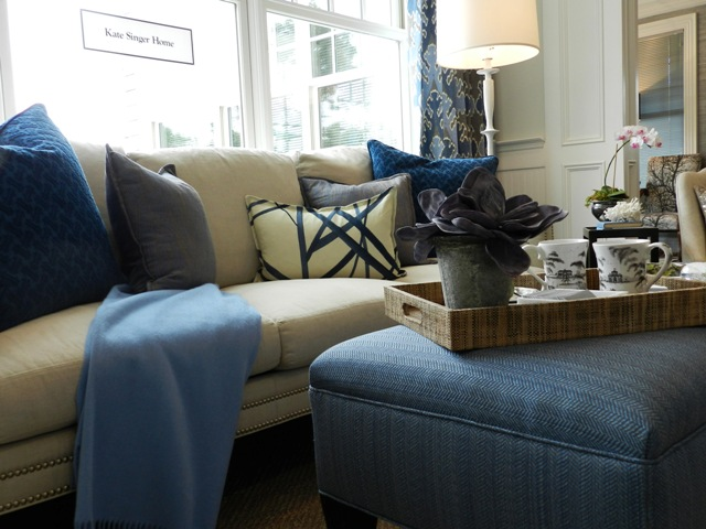 Kate Singer 2012 Hampton showhouse Kravet