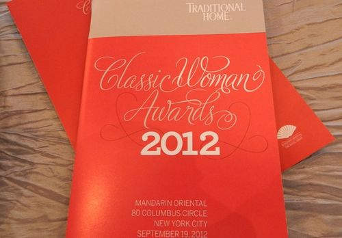 Traditional Home Classic Woman Awards