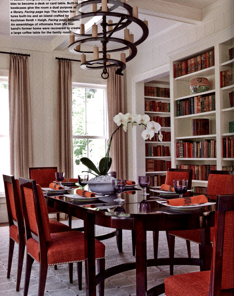 New England Home  May June 2012 Page 86 Kravet Chair Fabric 24045.24