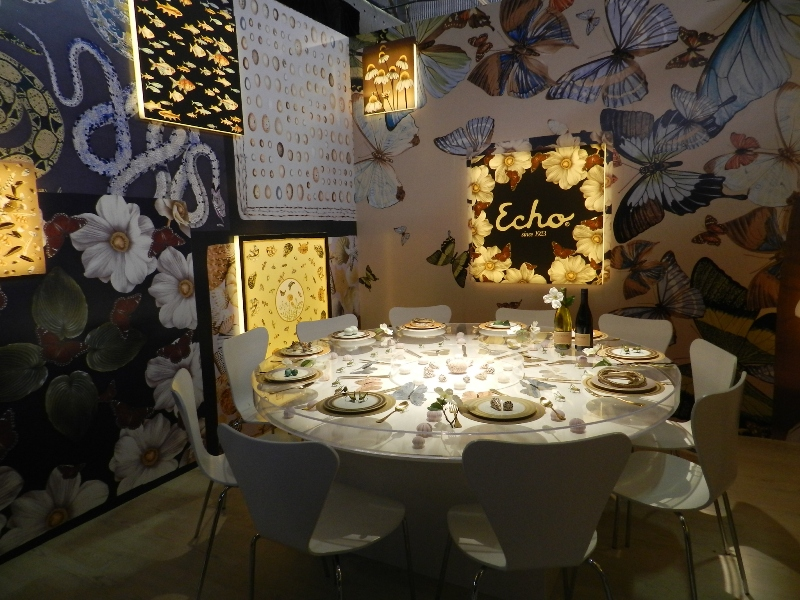 Echo Design DIFFA Dining by Design 2013