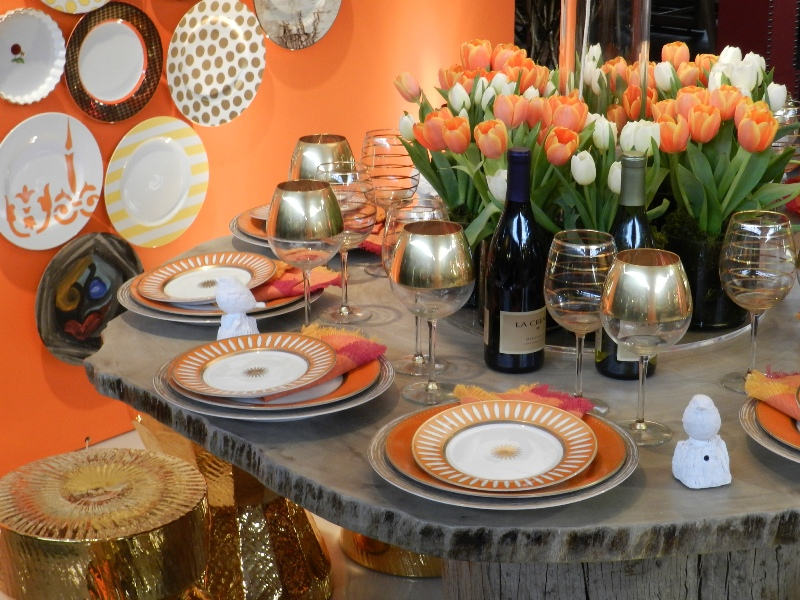Marc Blackwell Evette Rios DIFFA Dining by Design 2013