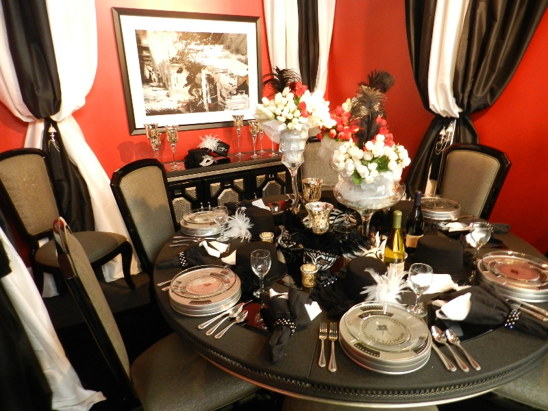 Michael Amini DIFFA Dining by Design 2013