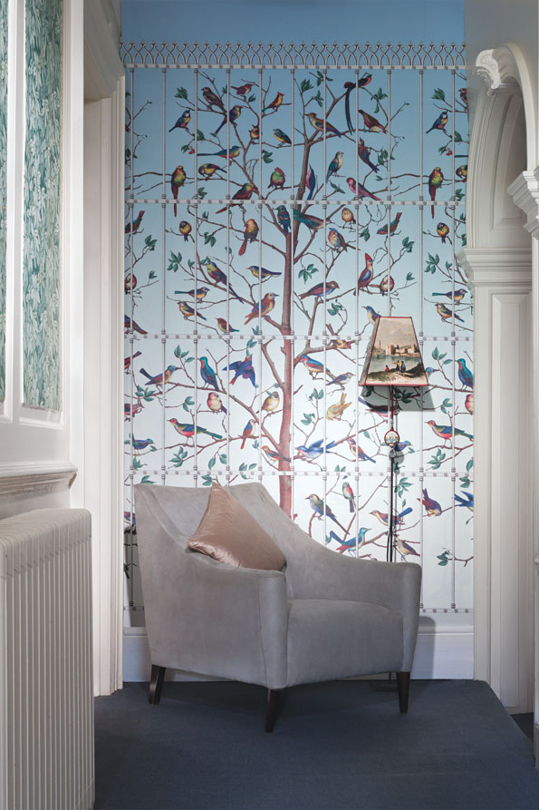 Cole & Son Introduces Fornasetti II Wallpaper Collection - Inspired.talk
