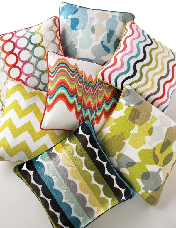 Jonathan Adler for Kravet pillows