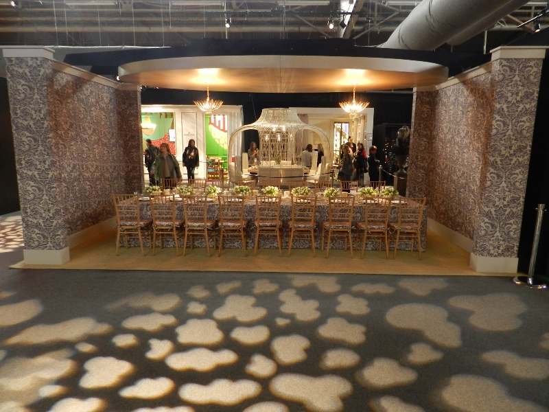 Aerin For Lee Jofa Table At Diffa Dining By Design 2013 Inspiredtalk
