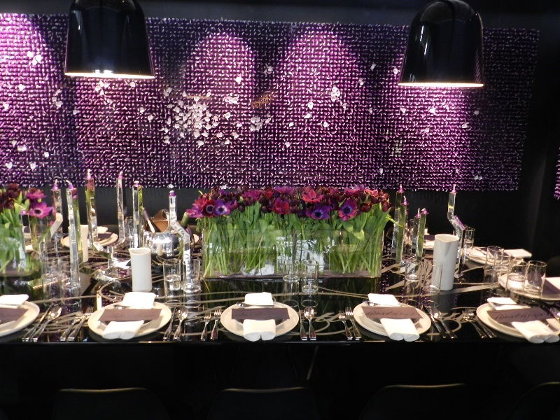 Gensler Herman Miller DIFFA Dining by Design 2013