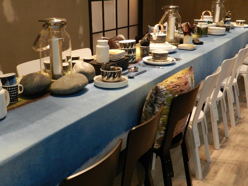 Marimekko Studios DIFFA Dining by Design 2013