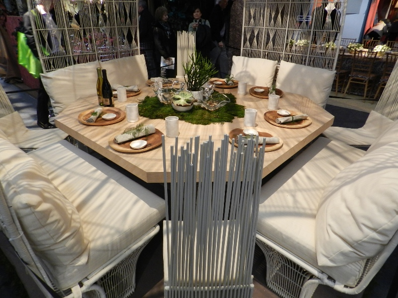 Kenneth Cobonpue DIFFA Dining by Design 2013