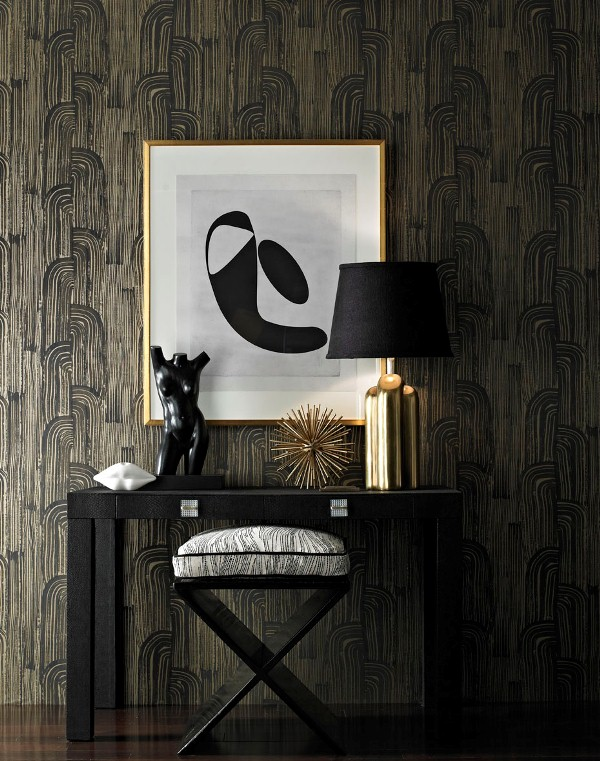 Kelly Wearstler wallpaper Lee Jofa