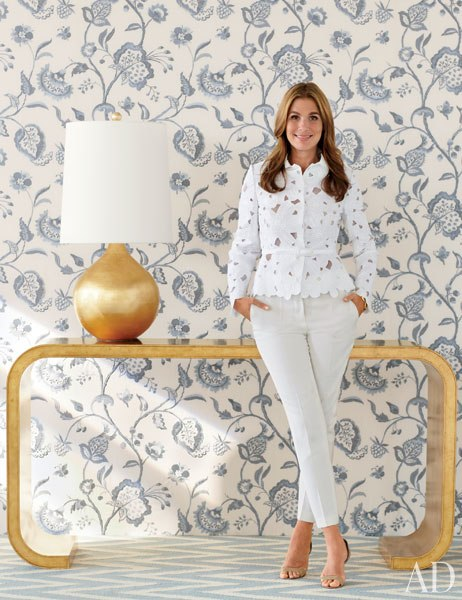 Aerin For Lee Jofa In Architectural Digest Inspired Talk