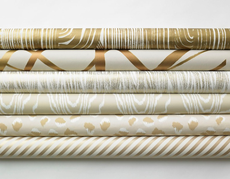 Kelly Wearstler Lee Jofa wallpaper rolls