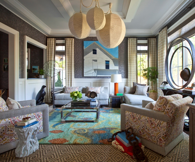 Thom Filicia Holiday House 2013