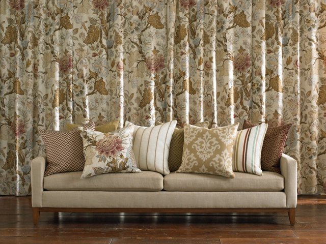 Barclay Butera for Kravet Retreat Fabric Collection