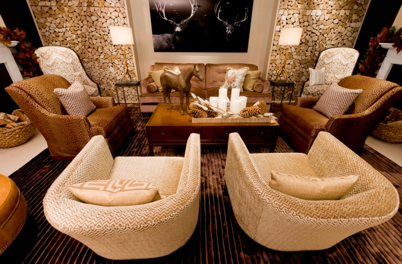Kravet NYC Barclay Butera Display 6
