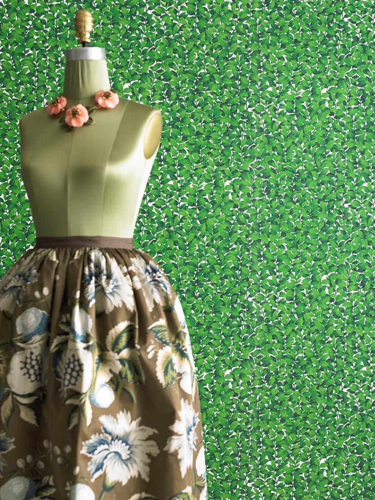 lee jofa oscar de la renta hedges wallpaper