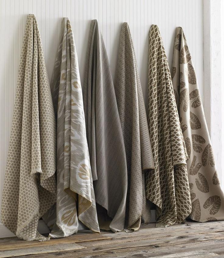 Hanging Fabrics