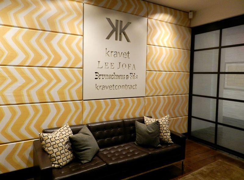 Kravet Inc NY Studio Entrance 2