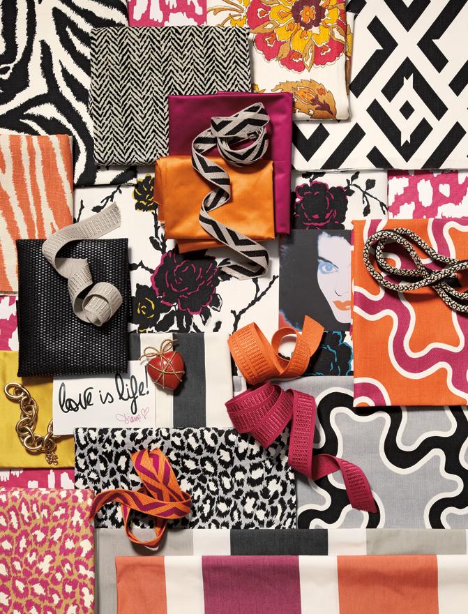 Introducing Diane Von Furstenberg For Kravet Collections