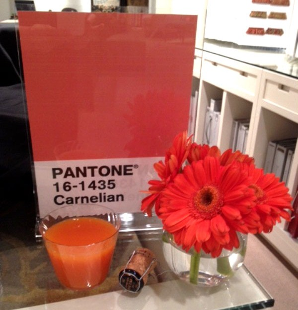 Kravet Pantone Day Philly