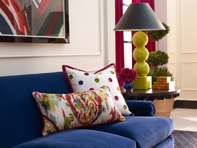 NickOlsen_MultiColor_Pillow_Dtl Curated Kravet