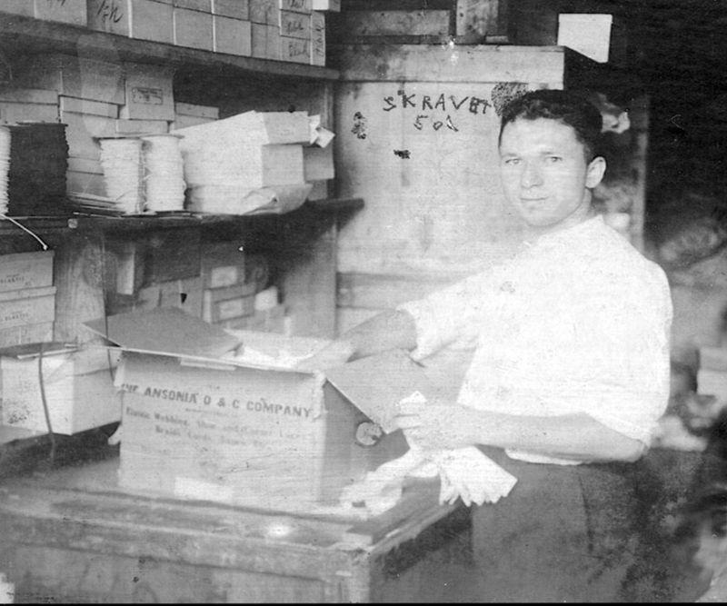 Kravet Historic Image