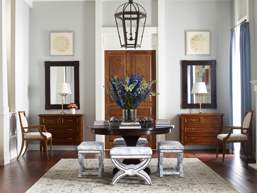 Alexa Hampton for Curated Kravet Foyer.
